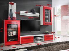 Timber 1 szekrénysor - butor-mirjan24.hu