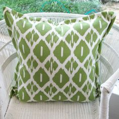 Green Grid - 60 x 60 - Inside Out Home Boutique. Not in stock - Available for order online at www.insideouthb.co.za