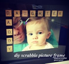 What a cute fathers day idea! ... And my first guest post!