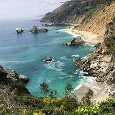 Big Sur, CA -- Can't wait to go back and camp again!
