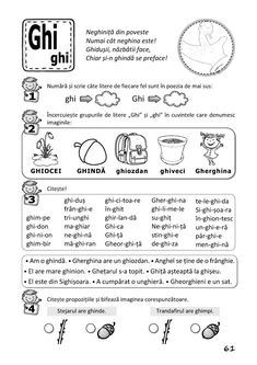 Clasa I : Învăț să citesc! - (A) Math For Kids, Kids And Parenting, Sheet Music, Nostalgia, Classroom, Activities, Education, Reading, School