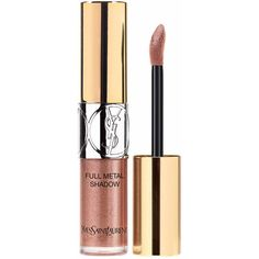 Yves Saint Laurent Couture Metallics Eye Shadow (770 CZK) ❤ liked on Polyvore