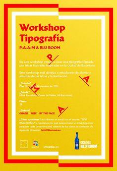 Workshop de tipografía con Inkling en Barcelona  www.icreatia.es www.tabletaswacom.com Taller dirigido por Pablo Abad y Vicente Garcia Morillo  www.pabloabad.com www.vicentegarciamorillo.com