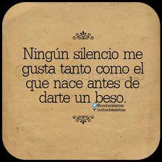 Ningún silencio