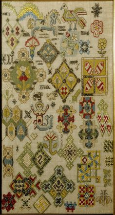 Sampler 597694 | National Trust Collections
