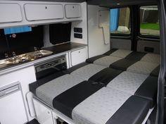 Camper King - VW Camper Van, UK