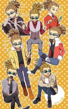 Jude Sharp all outfits Jude Sharp, Champs, Fan Art, Manga, Drawings, Cute, Anime, Fictional Characters, Wallpapers