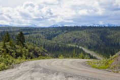 Denali Highway – Alasca, Estados Unidos