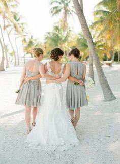 Beach Wedding Dresses 2013. #HolidayInnResortJamaica #Weddings.