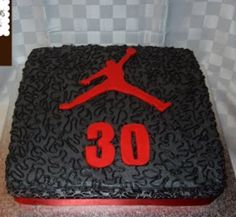 Jump man for my son's 30 th birthday