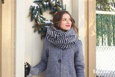 Dame, Winter, Fashion, Fur, Headscarves, Accessories, Winter Time, Moda, Fashion Styles