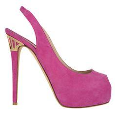 Italian Le Silla Heels