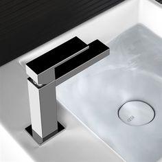 Rettangolo No 1. - håndvaskarmatur i luksuskvalitet fra italienske Gessi