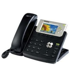 Voip Yealink YEA-SIP-T32G 1-Handset Landline Color IP Phone with POE and 3-Inch LCD #Voip #Yealink