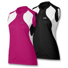 Breeze Sleeveless Jersey  by Louis Garneau