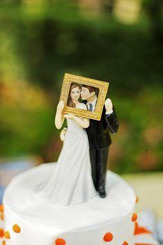 Couple Figurine Wedding Cake Toppers Lo Que Mas Se Destaca De Una Torta Bodas Son Los Munecos Cierto