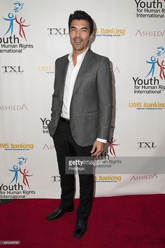 Actor Ian Anthony Dale attends the Youth For Human Rights International Celebrity Benefit Event hosted at the Beso on March 24, 2014 in Hollywood, California.