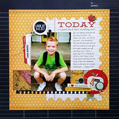 *Look at Me* NEW Simple Stories SMARTY PANTS - Scrapbook.com