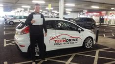 Pass number 5 today is from Damien Bradburn who passed FIRST TIME and with only 2 minor faults an Outstanding drive and Outstanding day for Teendrive a very done to him and our Mark his instructor. Driving Practice, Learning To Drive, Driving Teen, Driving School, Hilary Devey, Automatic Driving Lessons, Driving Courses, Safety Courses, Driving Instructor