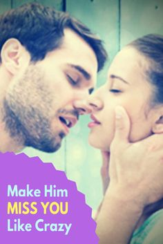 Make Him Miss You Like Crazy — Why has your man grown distant and unloving? What happened to the affectionate, attentive man you fell in l. Marriage Relationship, Relationships Love, Marriage Advice, Love And Marriage, Healthy Relationships, Marriage Help, Dating Advice, Make Him Miss You, Love You Like Crazy