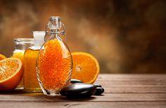 Ne dobd ki a narancs héját! Don't throw out the orange peel! Orange Essential Oil, Essential Oils, How To Make Orange, Orange Oil, Home Made Soap, Bath Salts, Hot Sauce Bottles, Natural Remedies, Health Tips