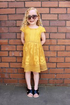 I'm always on the lookout for new children's clothing brands to try, especially as my children grow and they learn what they do and don't like to dress in. So when Olive + Oscar got… Stylish Dresses, My Children, Kids Wear, Jeggings, Cool T Shirts, Little Ones, Unique, Girls, Cute