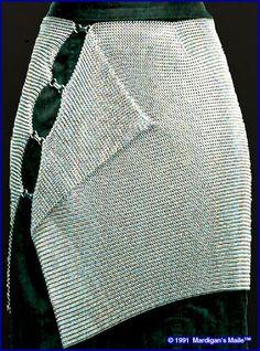 Mardigan's Maile™: Chainmaile Skirt