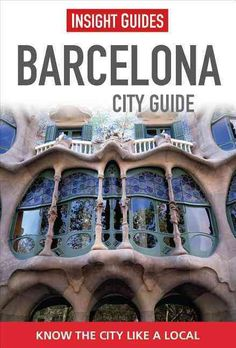 Barcelona is one of the worlds most-visited and stylish cities. Whether you want to wander La Rambla, admire the beautiful architecture, or visit the numerous colorful markets, Insight City Guide Barc