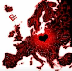 Heart of Europe November 11 Remembrance Day, Poland Hetalia, Visit Poland, Heart Of Europe, Photojournalism, Pretty Pictures, Beautiful World, Tattoos, Origami