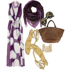 """""""resort outfit"""" by micaxoxo on Polyvore"""