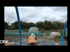 POLY-TUNNEL / A SELF BUILD PROJECT - YouTube