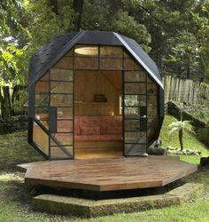Awesome cubby house by Manuel Villa
