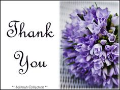 Salmiah Collection: Thank You Card 24