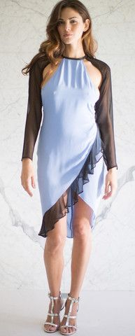 So pretty!  Anmari Celebrity Style Cocktail Party Dress - Talina Hermann-Made in Los Angeles