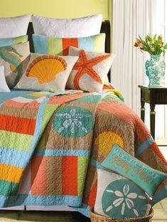 Beautiful Beachy Bedrooms - Dova Home Beach Inspired Bedroom, Seaside Bedroom, Beach Bedroom Decor, Bedroom Themes, Bedroom Ideas, Dark Furniture, Cheap Furniture, Furniture Design, Luxurious Bedrooms