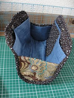 Refil de bolsa parte interna by Arteira do Bem - Simone, via Flickr