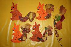 Ecureuils d'automne articulés avec queues panachées en feuilles Activities For Kids, Crafts For Kids, Diy Crafts, Fabric Crafts, Disney Characters, Fictional Characters, Watercolor, Animals, Autumn
