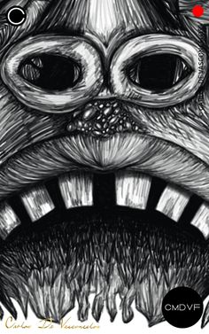 🔴SMBN 0003 - Dibujo Digital.  🔺  #CarlosDeVasconcelos #CMDVF #Ilustración #ArteDigital #Diseño #Arte #Artista #BlancoyNegro #Dibujo / #Illustration #DigitalArt #Design #Art #ArtWork #Artist #BlackAndWhite #bw #bnw #Desenho #Drawing #Dientes #Dentes #Teeth Illustration, Rings For Men, Animation, Drawings, Artwork, Pictures, Painting, Image, Teeth