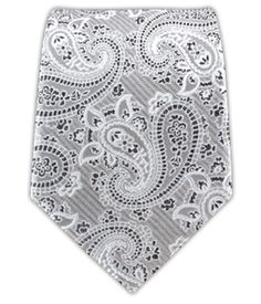 Waltzing Paisley - Silver