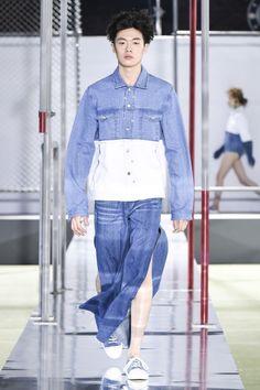 SJYP FW16.  menswear mnswr mens style mens fashion fashion style runway sjyp