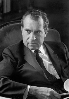 Richard Nixon - Richard Nixon was the 37thPresident of the United States, serving from 1969 to 1974. As a result of his involvement in the Watergate campaign scandal, he was the first and only president to resign from office.