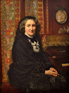 Portrait of Marcelina Czartoryska by Jan Matejko, 1874 (PD-art/old), Muzeum Czartoryskich