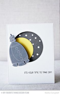 Out of This World, Inside & Out Stitched Circle STAX Die-namics, Out of This World Die-namics, Stars in the Sky - Vertical Die-namics - Keisha Campbell  #mftstamps