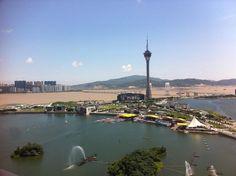 Macau @ Sky 21