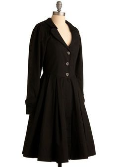 Look at this.  Mercy me.  This is a coat.  A COAT, for heaven's sake.