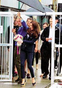 The Duke and Duchess of Cambridge in Auckland, New Zealand, April 2014 #katemiddleton