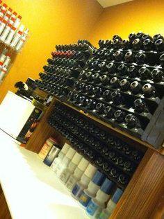 Goldwell Hair Color Dispensary