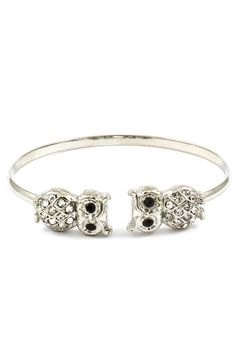 Jayeon Kim's pick: owl bracelet - trend 2013