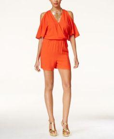 9e1e8cdd35ef Love Squared Plus Size Strapless Wide-Leg Romper Plus Sizes - Shorts -  Macy s