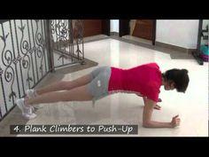 Melt The Fat Full Body Workout